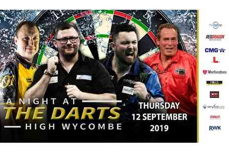 MODUS Sports Management - Ticket to A Night at the Darts - Save 52%