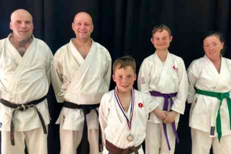 Ruach Karate - Two Months of Karate Training for One or Two - Save 73%