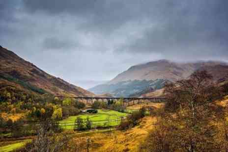 The Hairy Coo - Two Day Loch Ness, Glencoe, Glenfinnan Viaduct and St Andrews Tour - Save 0%