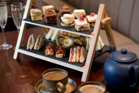 The Duke Of York - Afternoon Tea with Optional Glass of Prosecco or Gin for Two or Four - Save 38%