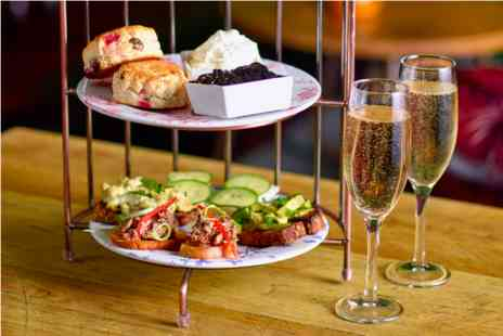 Revolution Bars - Tipsy Afternoon Tea with Cocktail for Two - Save 0%