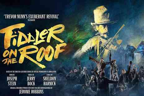 Encore Tickets - Fiddler on the Roof at The Playhouse Theatre - Save 40%