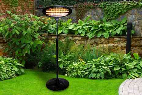 Who Needs Shops - 2kW outdoor electric patio heater - Save 74%