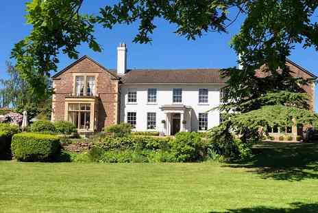 Glewstone Court Hotel - 2 AA Rosette Sunday lunch for 2 - Save 37%