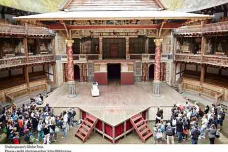 The Shakespeare Globe Trust - Shakespeares Globe Guided Tours with Optional Afternoon Tea - Save 0%