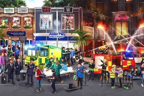 Kidzania - Three hour child or adult entry - Save 54%