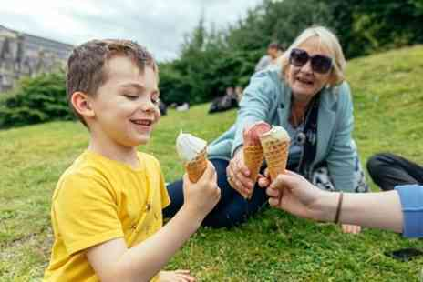 Withlocals - Edinburghs Little Foodie Private Family Tour - Save 0%