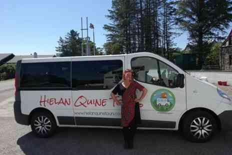 Hielan Quine Tours - Cruise Ship Tour North - Save 0%