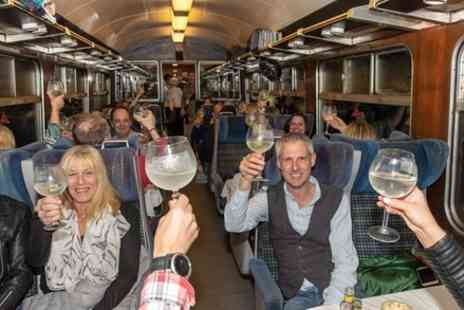 Taplin & Mageean Spirit Co - Wensleydale Gin Train Experience - Save 0%