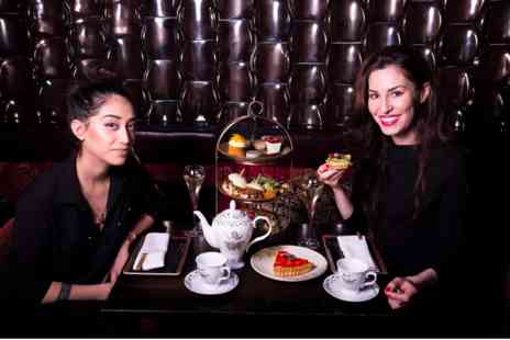 Buddha Bar - Champagne Afternoon Tea for Two - Save 0%