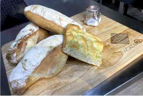 Bellavita Academy - Bread Making Class with Prosecco - Save 0%