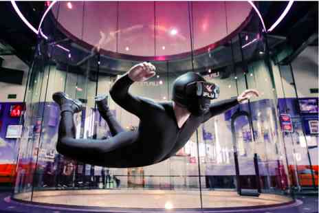 Virgin Experience Days - iFLY 360 VR Indoor Skydiving Experience for Two - Save 0%