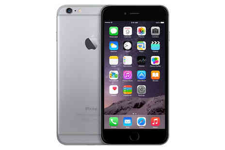 E Circuits - Unlocked 16Gb or 64Gb Apple iPhone 6 - Save 72%