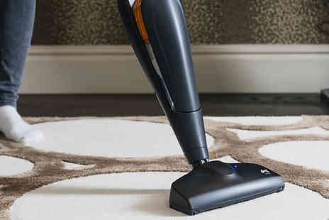 Spire Tech - Ovation Two in One Bagless Upright And Handheld Vacuum Cleaner - Save 45%