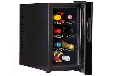 Spire Tech - Vertical Thermoelectric Wine Cooler - Save 35%