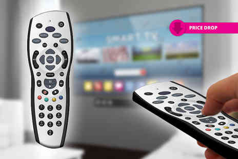 ViVo Technologies - Sky Plus hd compatible remote - Save 73%