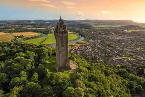 Ed Private Tours - Wallace monument, Stirling Castle, Linlithgow palace, Day Tour from Edinburgh - Save 0%