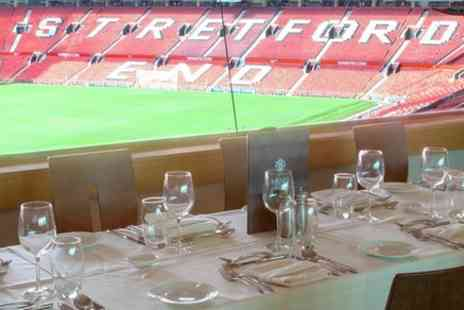 Circuit Hospitality - Manchester United FC Evolution Suite - Save 0%