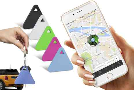 Groupon Goods Global GmbH - One, Two or Three Smart Mini Trackers - Save 0%