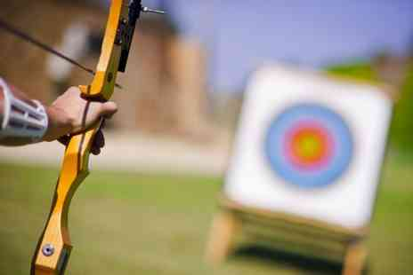 Herrings Green Activity Farm - Three hour field sports experience for one person - Save 76%
