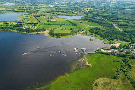 Share Discovery Village - Two nights self catering Enniskillen stay in a chalet with leisure access for up to six people - Save 0%
