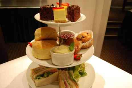 Copthorne Aberdeen Hotel - Afternoon Tea with Optional Glass of Prosecco for Two or Four - Save 53%