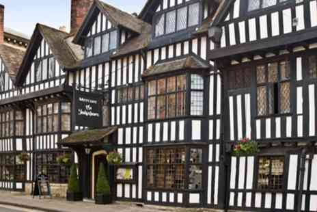 Mercure Stratford upon Avon Shakespeare Hotel - Gin and Tonic Afternoon Tea for Two or Four - Save 31%