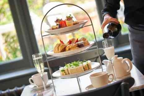 The Connaught Hotel - Traditional Afternoon Tea for Two or Four - Save 34%