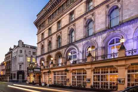 Mercure Bristol Grand Hotel - Full Day Spa Access and Afternoon Tea with Optional Bubbles for Two - Save 35%