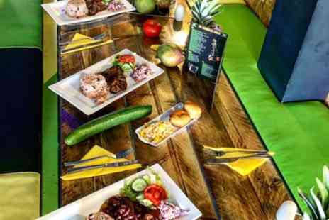 The Caribbean Shack - Three Course Jamaican Meal for Two, Four or Six - Save 50%