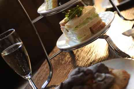 Peckforton Castle - Afternoon Tea with Optional Champagne or Gin and Tonic for Two - Save 26%
