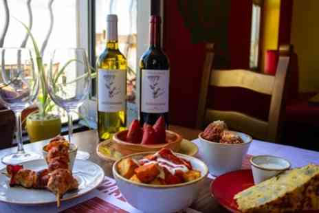 Tapas - Tapas Dishes and Wine for Two or Four - Save 45%