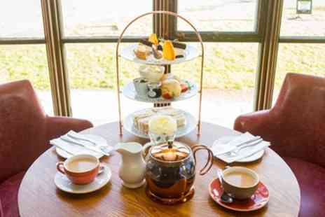 Leasowe Castle Hotel - Prosecco or Noveltea Afternoon Tea for Two or Four - Save 42%