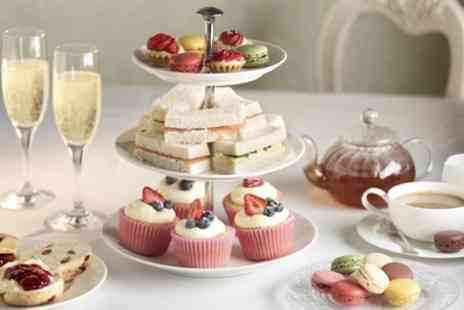 The Whitehall Hotel - Prosecco Afternoon Tea for Two or Four - Save 41%