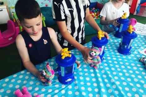 Tots Tea Rooms - Soft Play Entry with Cake and Drink for Adult and Child or Two Adults and Two Children - Save 36%