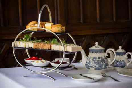 New Place Hotel - Traditional Afternoon Tea with Optional Glass or Bottle of Prosecco for Two - Save 33%