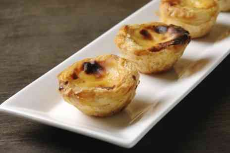 Lisboa Patisserie - £10 Toward Food and Drinks - Save 25%