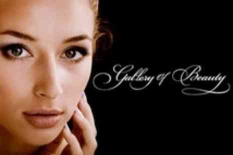 Gallery Of Beauty - Choice of Facial - Save 55%