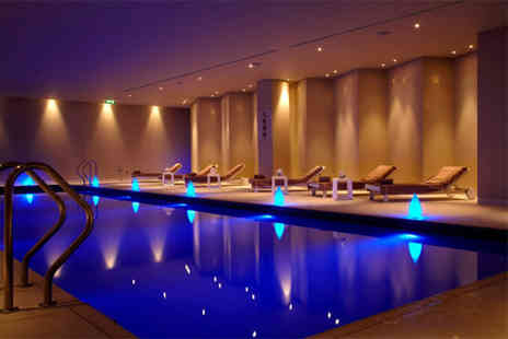 Mandara Spa - Luxury spa experience for two people with two hours spa access, one hour executive lounge access and four treatments each - Save 36%