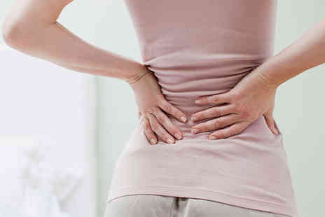 Back Balance - 3D spinal assessment and a tailored osteopathic or chiropractic treatment - Save 89%