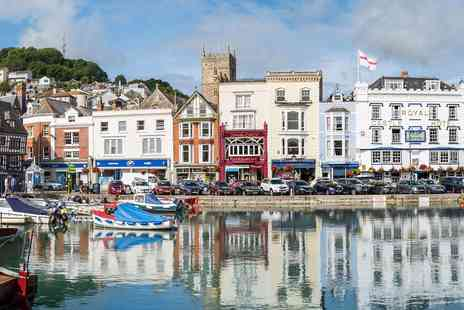The Royal Castle Hotel -  Dartmouth escape with afternoon tea - Save 0%