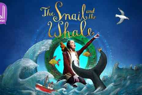 Apollo Theatre - Tickets to see The Snail and the Whale - Save 0%