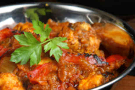 Southern Spice - Indian Lunch with Chapati and Soft Drink - Save 64%