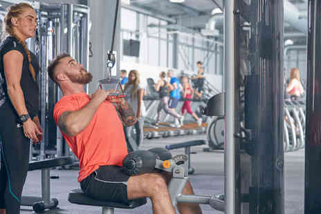 Pure Gym - Your first three month gym membership - Save 43%