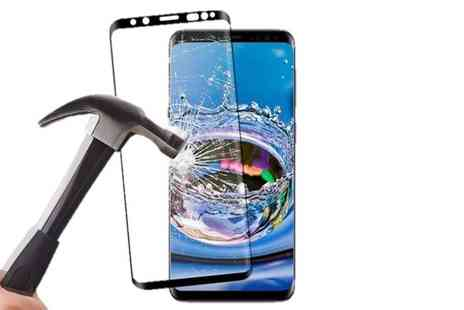 Impress Gadgets - 5D tempered glass screen protector - Save 80%