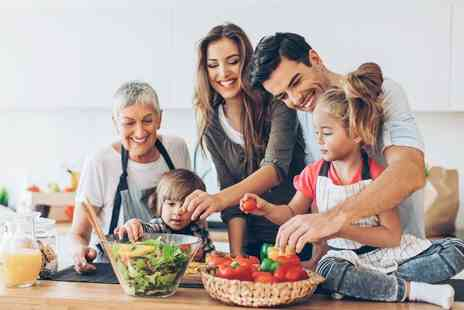 Harley Oxford - Online family health and nutrition course - Save 92%