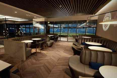 Circuit Hospitality - Manchester City FC The Tunnel Club Ground - Save 0%