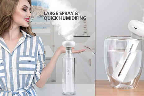 EClife Style - Portable Usb Air Humidifier - Save 67%