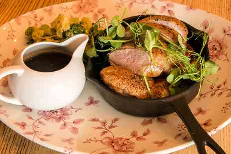 Stags Head Goosnargh - Three courses for Two - Save 51%