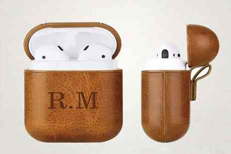 Personalised Gifts Market - Personalised Airpods case or two personalised cases - Save 84%